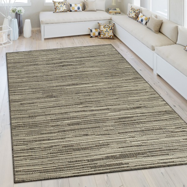 Indoor & Outdoor Rug Sisal Look