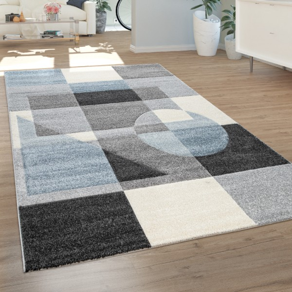 Rug Living Room 3D Pattern