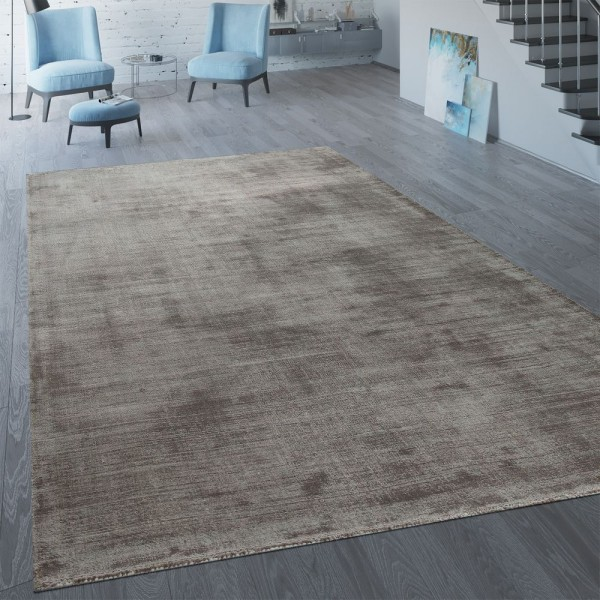 Vintage-Teppich Wohnzimmer Handgefertigt